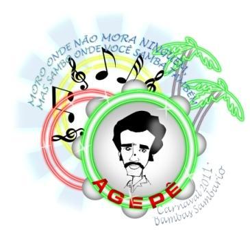 Logotipo: Lucas Vagner Milato
